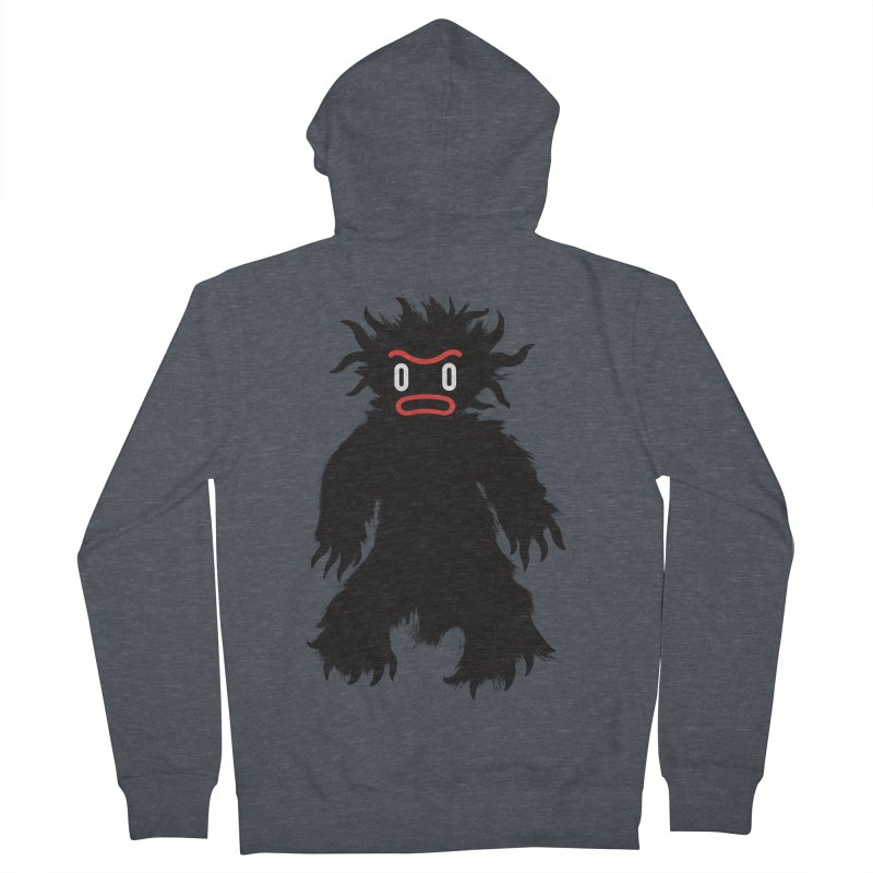 Monster of the day (February 15) [Year 1] Men's Zip-Up Hoody by Daily Monster Shop by Royal Glamsters