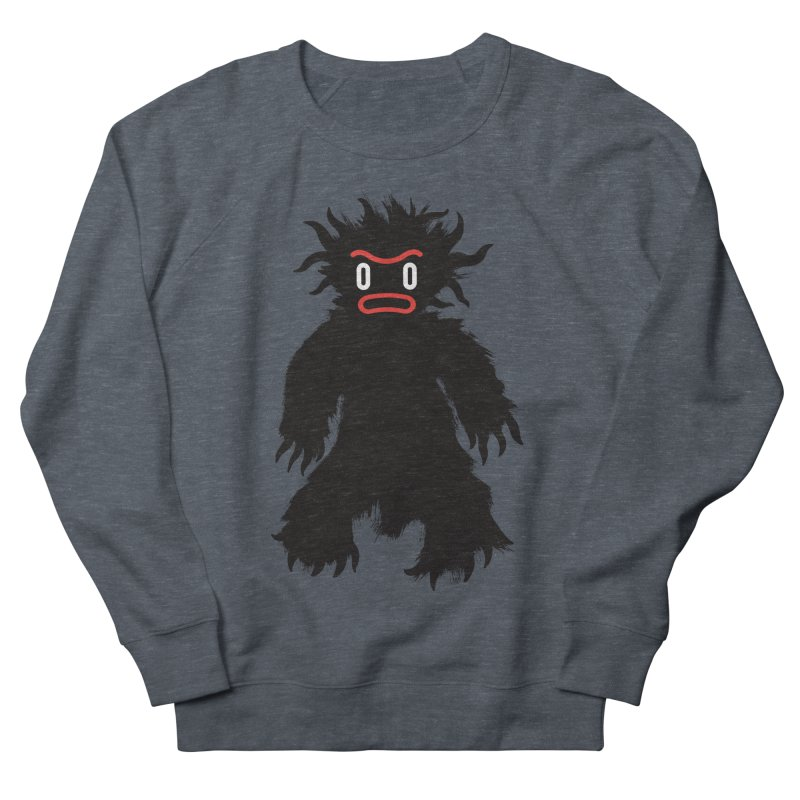 Monster of the day (February 15) [Year 1] Men's French Terry Sweatshirt by Daily Monster Shop by Royal Glamsters