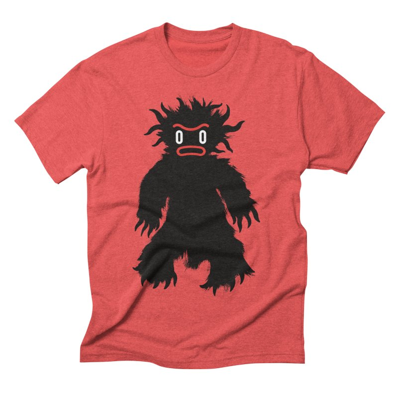Monster of the day (February 15) [Year 1] Men's Triblend T-Shirt by Daily Monster Shop by Royal Glamsters