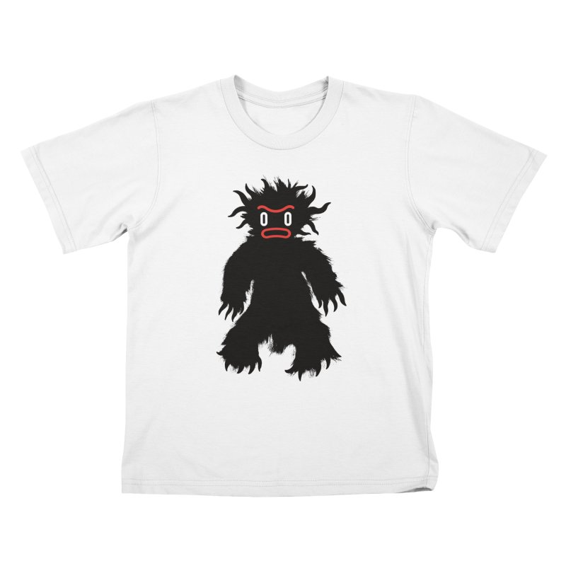 Monster of the day (February 15) [Year 1] Kids T-Shirt by Daily Monster Shop by Royal Glamsters