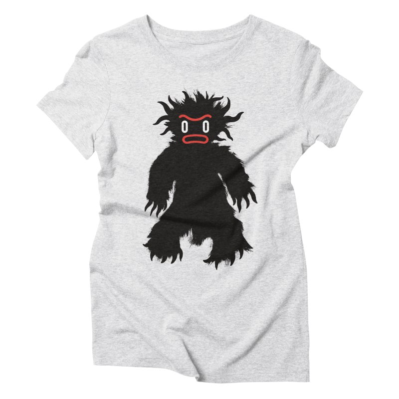 Monster of the day (February 15) [Year 1] Women's T-Shirt by Daily Monster Shop by Royal Glamsters