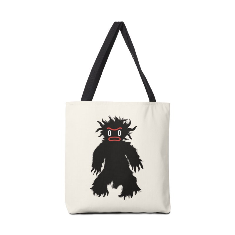 Monster of the day (February 15) [Year 1] Accessories Tote Bag Bag by Daily Monster Shop by Royal Glamsters