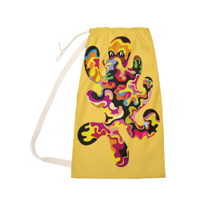 Monster of the day (September 18) [Year 1] Accessories Laundry Bag Bag by Daily Monster Shop by Royal Glamsters