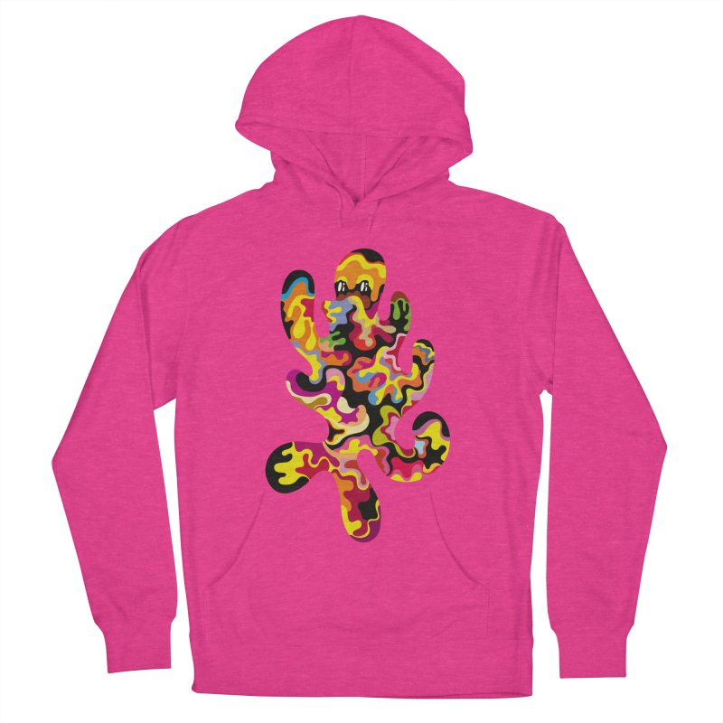 Monster of the day (September 18) [Year 1] Women's French Terry Pullover Hoody by Daily Monster Shop by Royal Glamsters