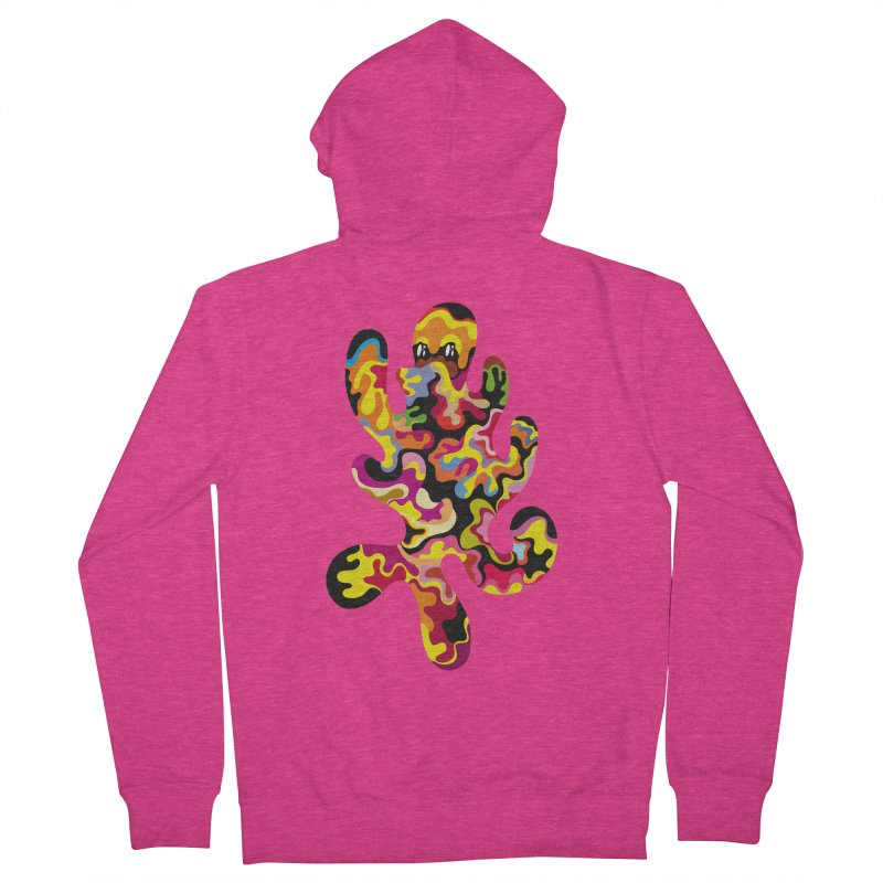 Monster of the day (September 18) [Year 1] Women's Zip-Up Hoody by Daily Monster Shop by Royal Glamsters