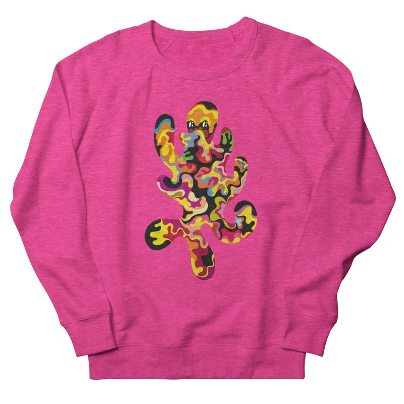 Monster of the day (September 18) [Year 1] Women's French Terry Sweatshirt by Daily Monster Shop by Royal Glamsters