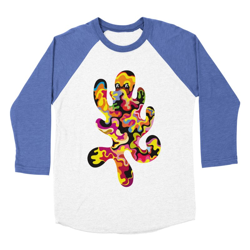 Monster of the day (September 18) [Year 1] Women's Baseball Triblend T-Shirt by Daily Monster Shop by Royal Glamsters