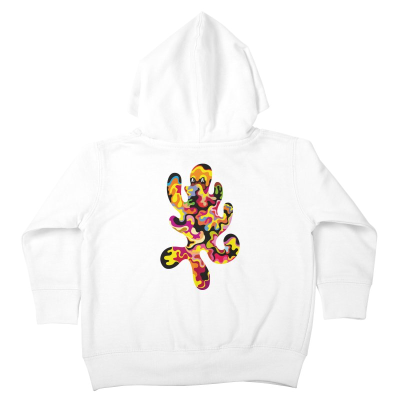 Monster of the day (September 18) [Year 1] Kids Toddler Zip-Up Hoody by Daily Monster Shop by Royal Glamsters