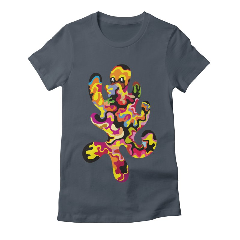 Monster of the day (September 18) [Year 1] Women's T-Shirt by Daily Monster Shop by Royal Glamsters