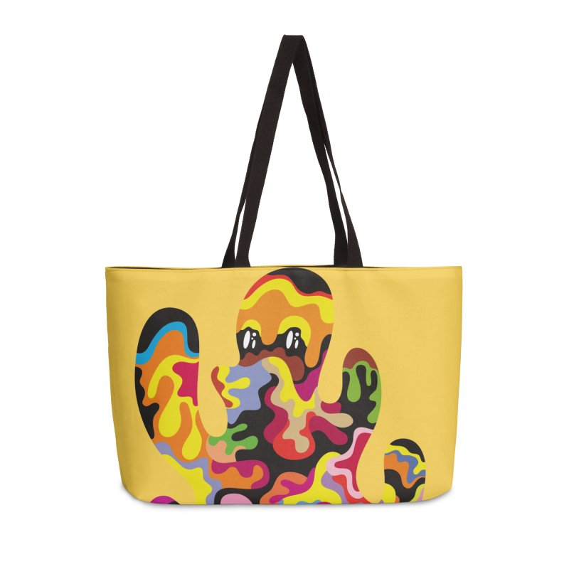 Monster of the day (September 18) [Year 1] in Weekender Bag by Daily Monster Shop by Royal Glamsters