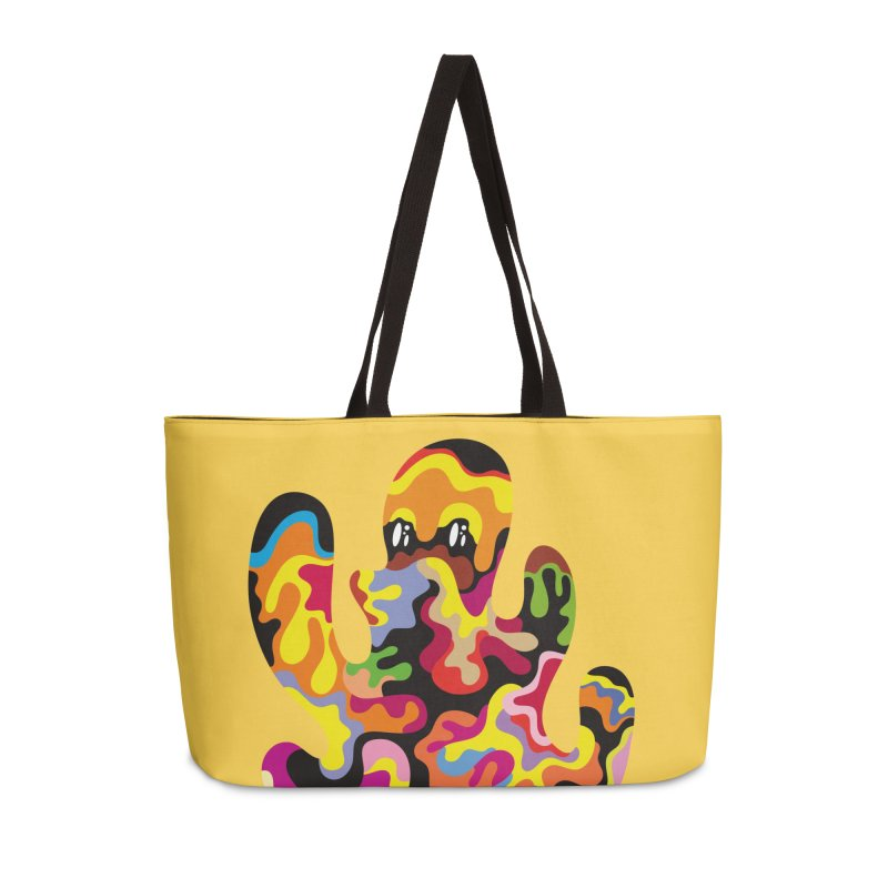 Monster of the day (September 18) [Year 1] Accessories Weekender Bag Bag by Daily Monster Shop by Royal Glamsters
