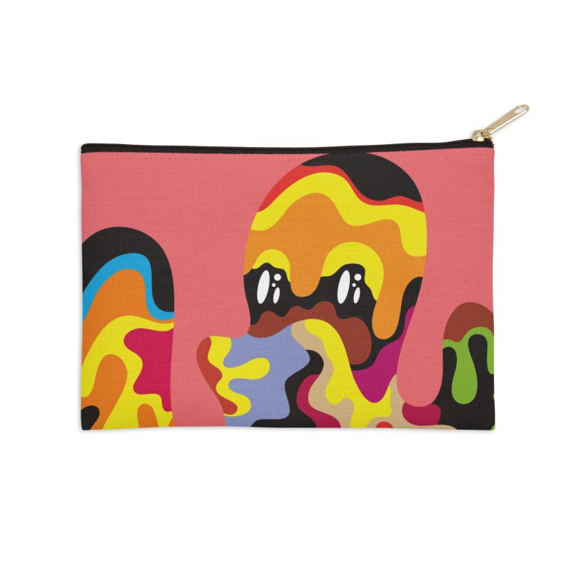 Monster of the day (September 18) [Year 1] Accessories Zip Pouch by Daily Monster Shop by Royal Glamsters