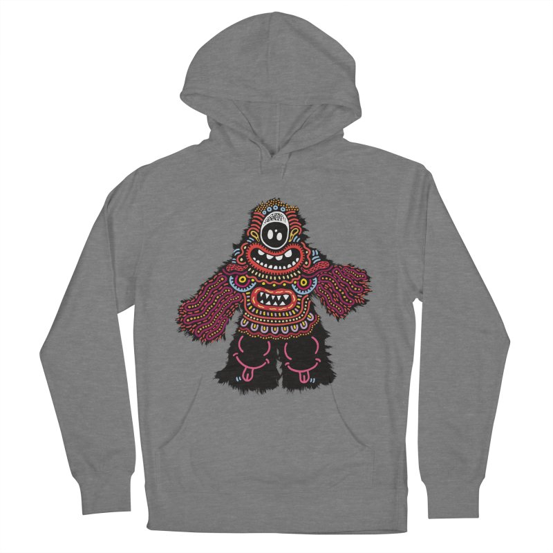 (Stupid) monster of the day (June 24) [Year 1] Women's Pullover Hoody by Daily Monster Shop by Royal Glamsters