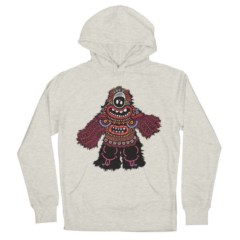 (Stupid) monster of the day (June 24) [Year 1] Women's French Terry Pullover Hoody by Daily Monster Shop by Royal Glamsters
