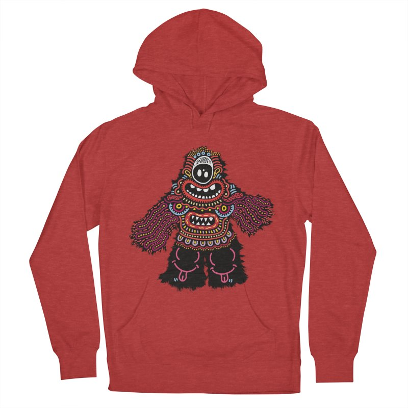 (Stupid) monster of the day (June 24) [Year 1] Men's Pullover Hoody by Daily Monster Shop by Royal Glamsters
