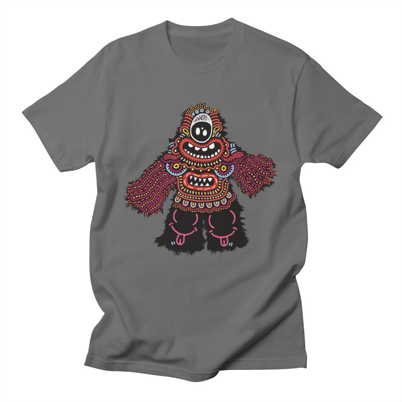 (Stupid) monster of the day (June 24) [Year 1] Men's T-Shirt by Daily Monster Shop by Royal Glamsters