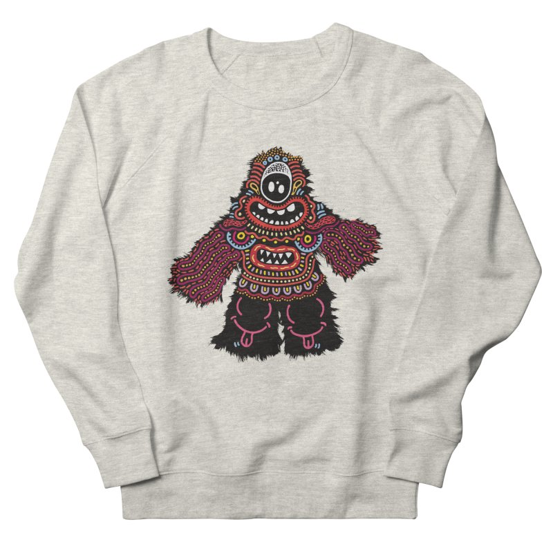 (Stupid) monster of the day (June 24) [Year 1] Men's Sweatshirt by Daily Monster Shop by Royal Glamsters