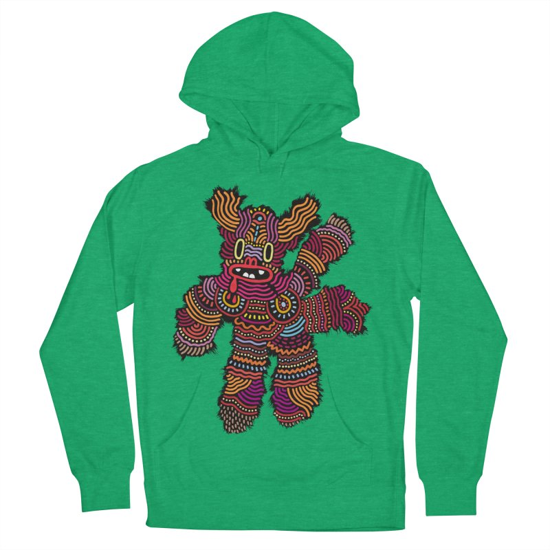 Monster of the day (June 26) [Year 1] Women's Pullover Hoody by Daily Monster Shop by Royal Glamsters