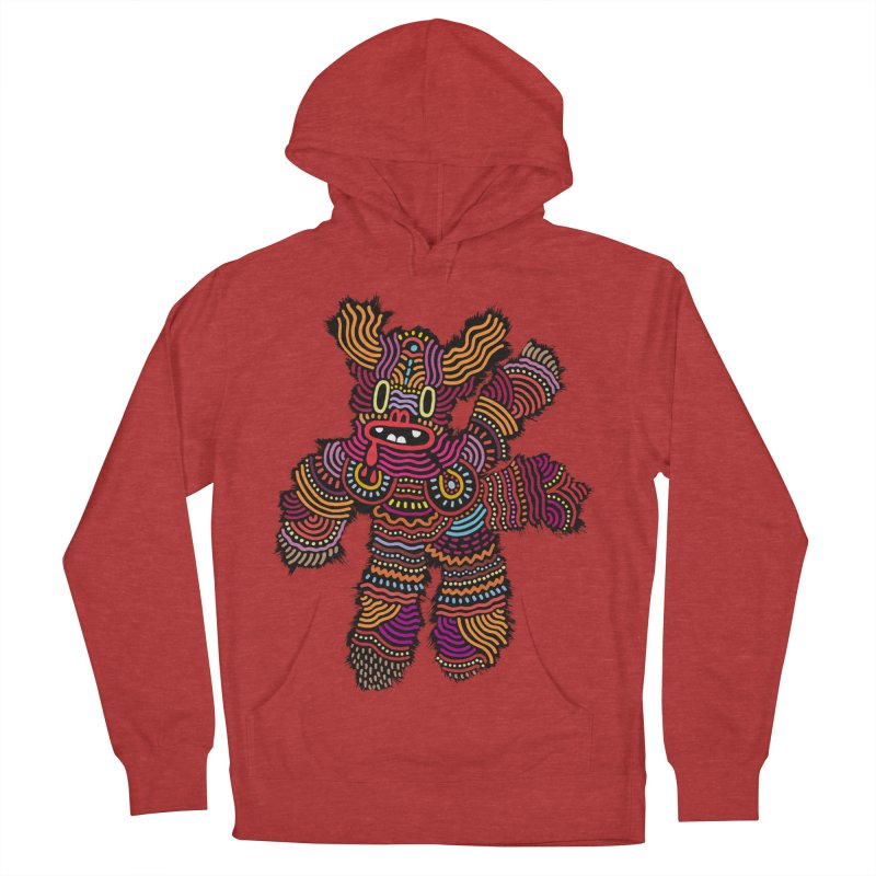 Monster of the day (June 26) [Year 1] Women's French Terry Pullover Hoody by Daily Monster Shop by Royal Glamsters