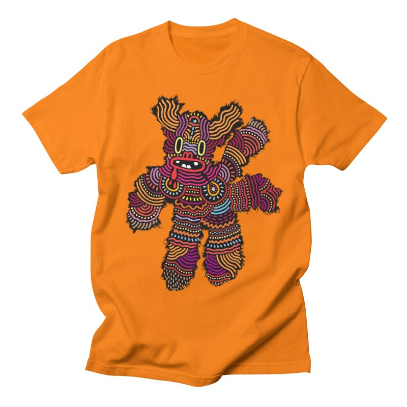 Monster of the day (June 26) [Year 1] Men's Regular T-Shirt by Daily Monster Shop by Royal Glamsters