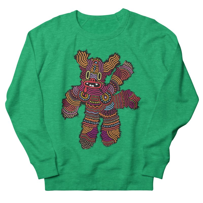 Monster of the day (June 26) [Year 1] Women's Sweatshirt by Daily Monster Shop by Royal Glamsters