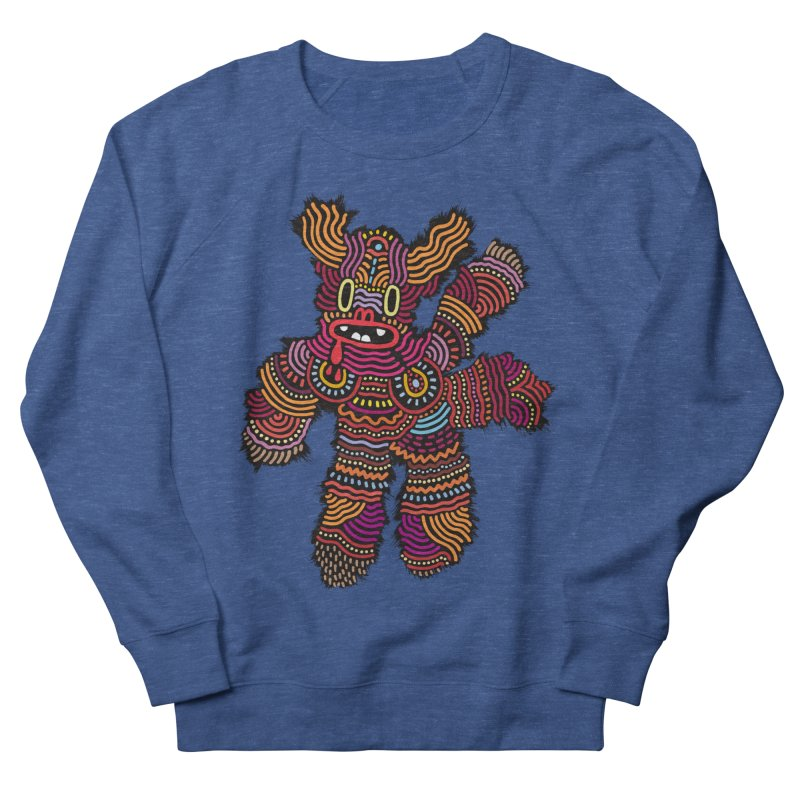 Monster of the day (June 26) [Year 1] Men's Sweatshirt by Daily Monster Shop by Royal Glamsters