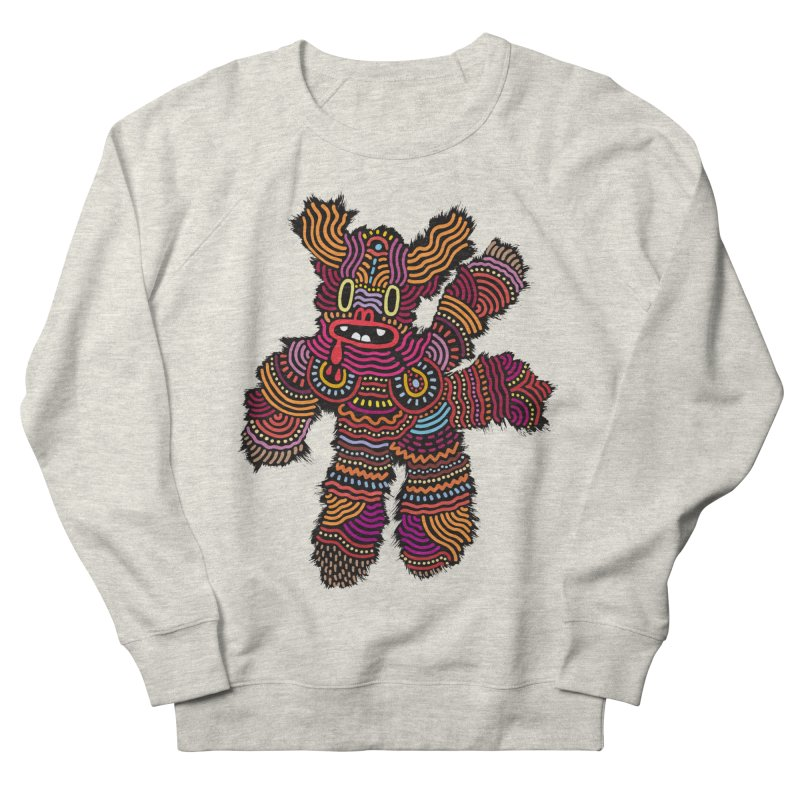 Monster of the day (June 26) [Year 1] Men's French Terry Sweatshirt by Daily Monster Shop by Royal Glamsters