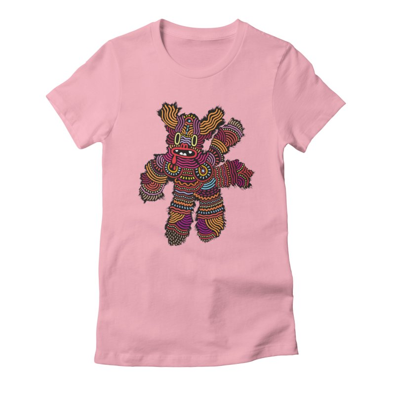 Monster of the day (June 26) [Year 1] Women's T-Shirt by Daily Monster Shop by Royal Glamsters