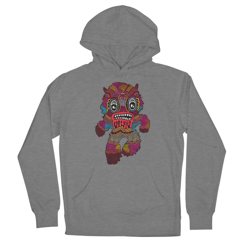 Monster of the day (June 20) [Year 1] Women's Pullover Hoody by Daily Monster Shop by Royal Glamsters