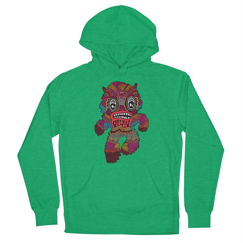Monster of the day (June 20) [Year 1] Men's Pullover Hoody by Daily Monster Shop by Royal Glamsters