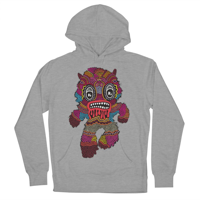 Monster of the day (June 20) [Year 1] Women's French Terry Pullover Hoody by Daily Monster Shop by Royal Glamsters