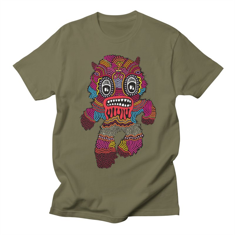 Monster of the day (June 20) [Year 1] Men's Regular T-Shirt by Daily Monster Shop by Royal Glamsters