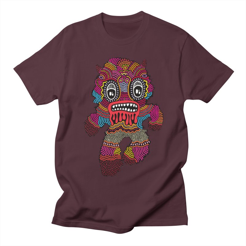 Monster of the day (June 20) [Year 1] Women's Regular Unisex T-Shirt by Daily Monster Shop by Royal Glamsters
