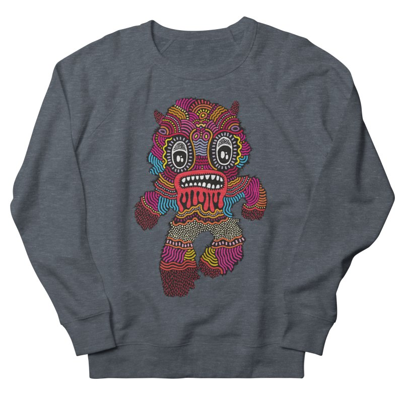 Monster of the day (June 20) [Year 1] Women's Sweatshirt by Daily Monster Shop by Royal Glamsters