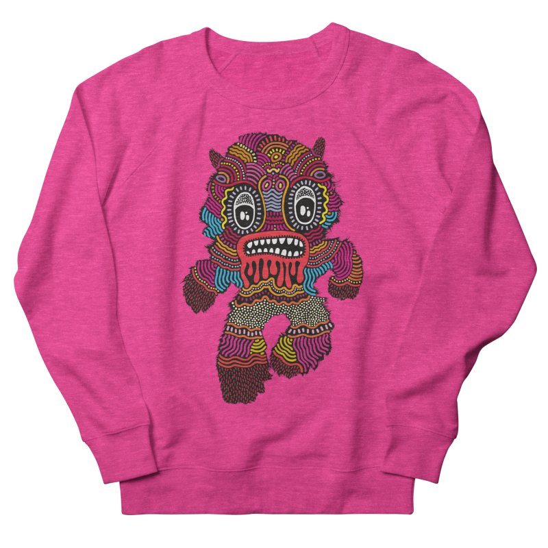 Monster of the day (June 20) [Year 1] Men's Sweatshirt by Daily Monster Shop by Royal Glamsters