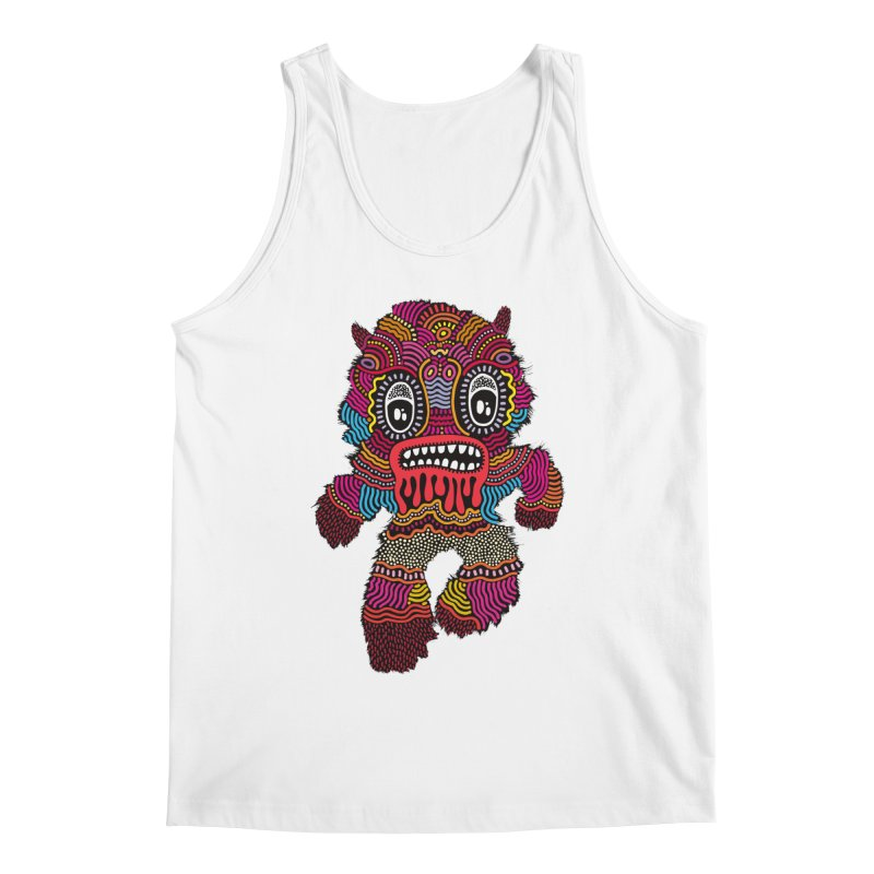 Monster of the day (June 20) [Year 1] Men's Regular Tank by Daily Monster Shop by Royal Glamsters