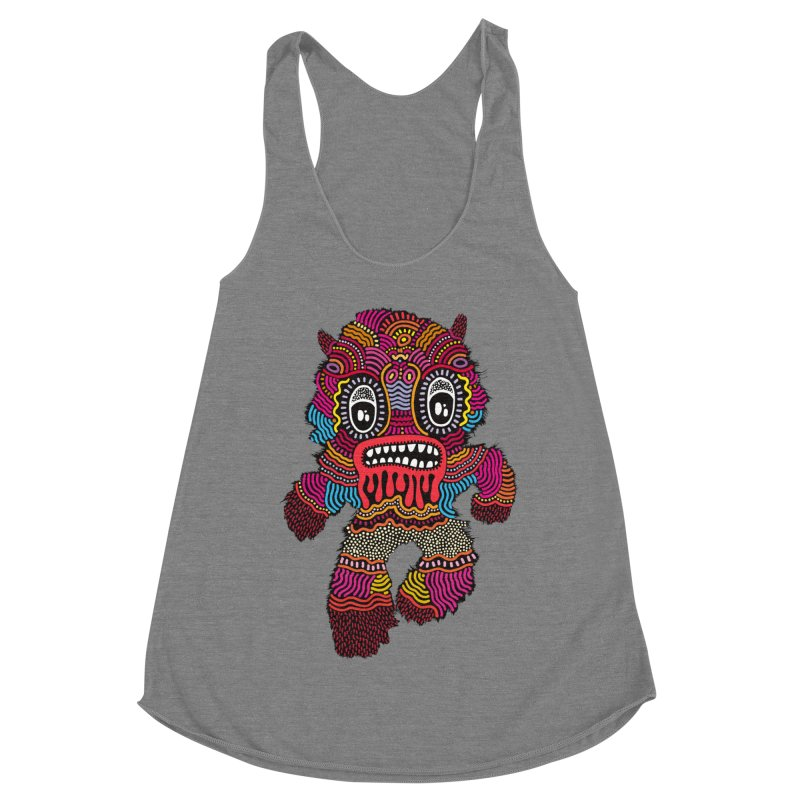 Monster of the day (June 20) [Year 1] Women's Tank by Daily Monster Shop by Royal Glamsters