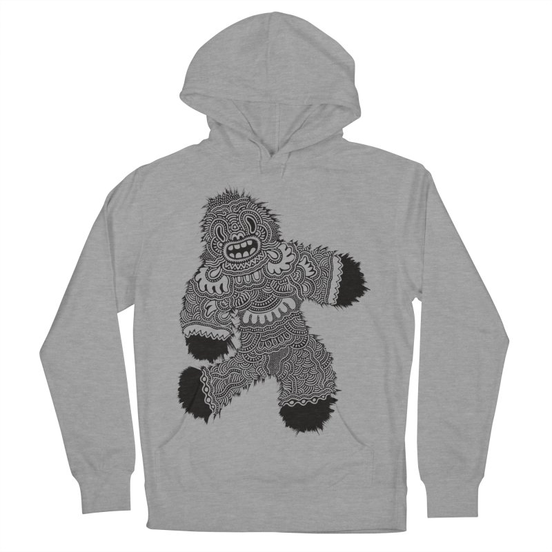 Monster of the day (November 13) [Year 1] Men's French Terry Pullover Hoody by Daily Monster Shop by Royal Glamsters