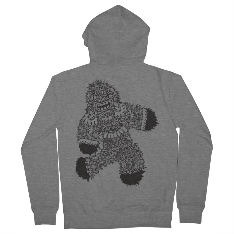 Monster of the day (November 13) [Year 1] Men's Zip-Up Hoody by Daily Monster Shop by Royal Glamsters