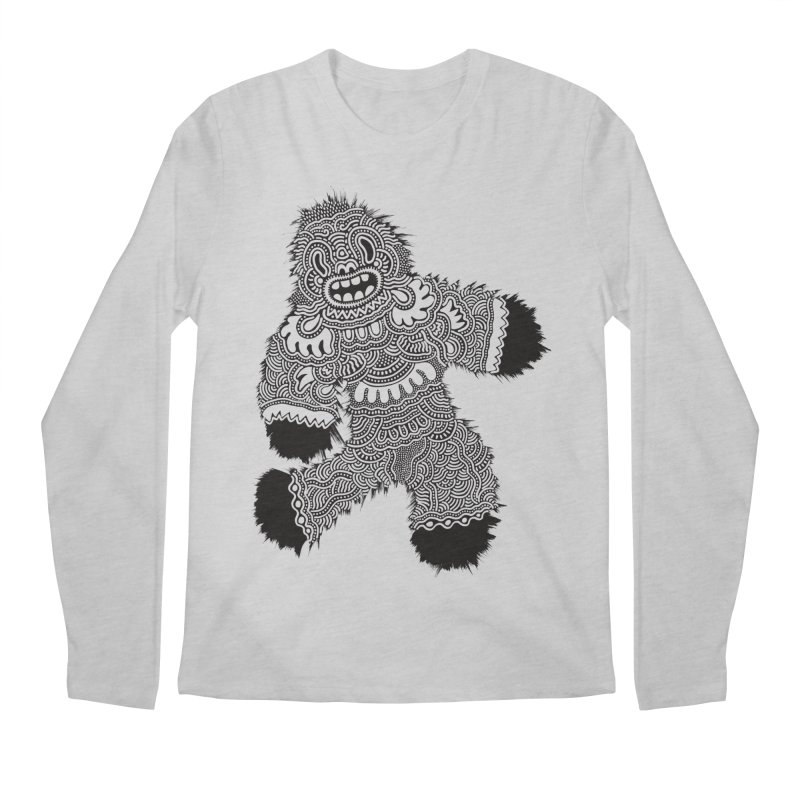 Monster of the day (November 13) [Year 1] Men's Regular Longsleeve T-Shirt by Daily Monster Shop by Royal Glamsters