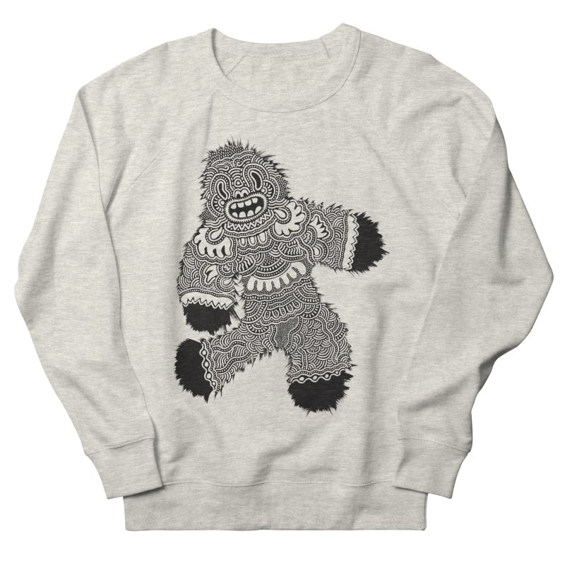 Monster of the day (November 13) [Year 1] Women's French Terry Sweatshirt by Daily Monster Shop by Royal Glamsters