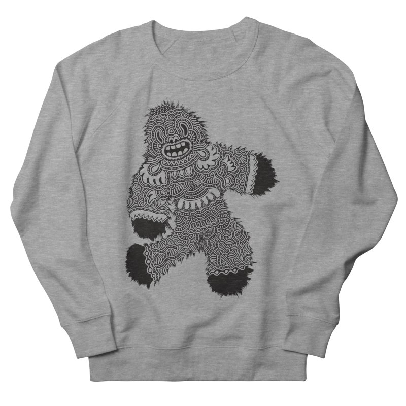 Monster of the day (November 13) [Year 1] Men's French Terry Sweatshirt by Daily Monster Shop by Royal Glamsters
