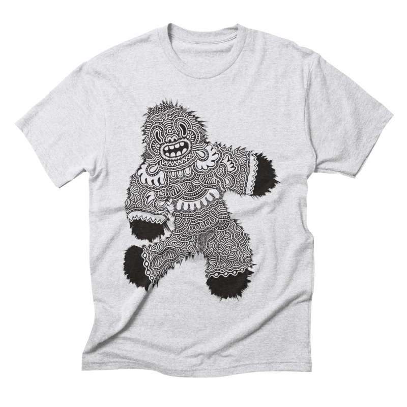 Monster of the day (November 13) [Year 1] Men's Triblend T-Shirt by Daily Monster Shop by Royal Glamsters