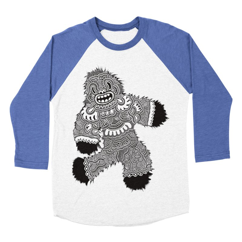 Monster of the day (November 13) [Year 1] Women's Baseball Triblend T-Shirt by Daily Monster Shop by Royal Glamsters