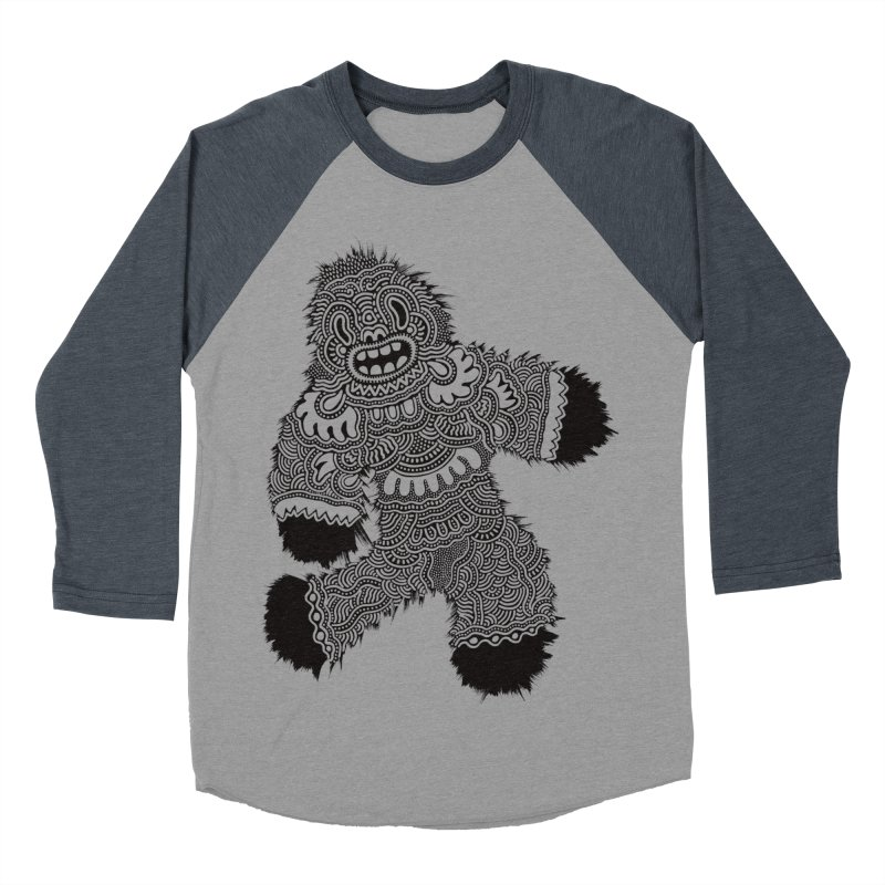 Monster of the day (November 13) [Year 1] Women's Baseball Triblend Longsleeve T-Shirt by Daily Monster Shop by Royal Glamsters