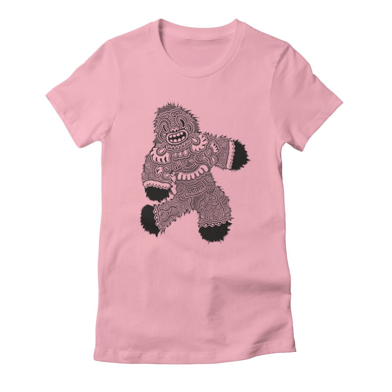 Monster of the day (November 13) [Year 1] Women's T-Shirt by Daily Monster Shop by Royal Glamsters