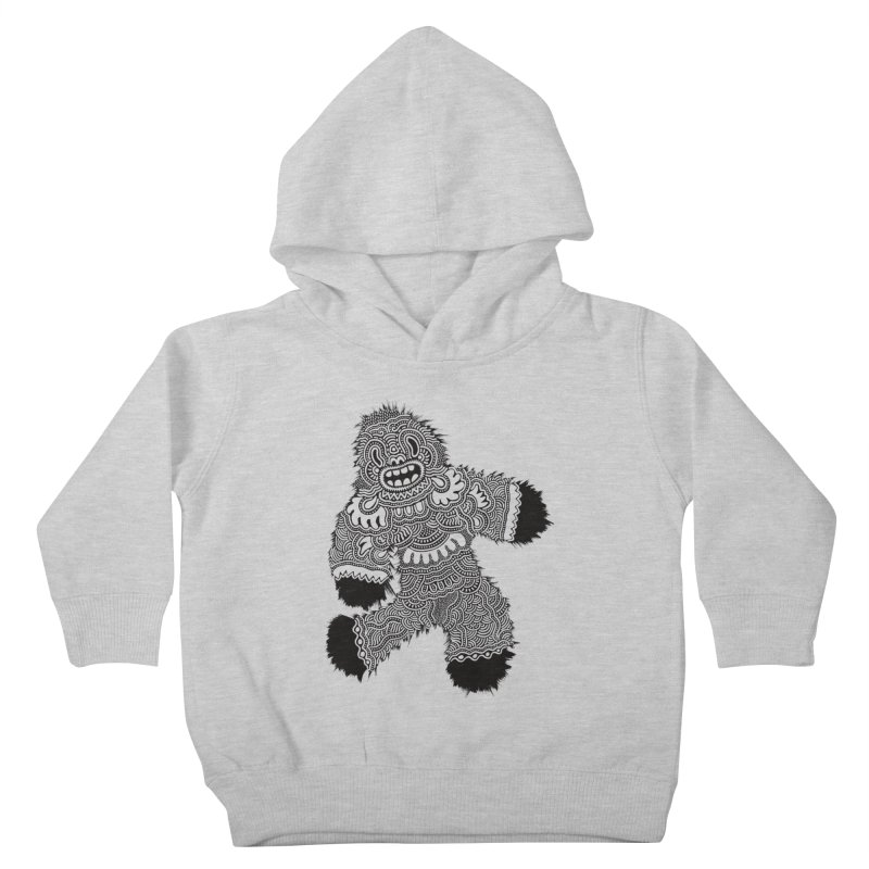 Monster of the day (November 13) [Year 1] Kids Toddler Pullover Hoody by Daily Monster Shop by Royal Glamsters