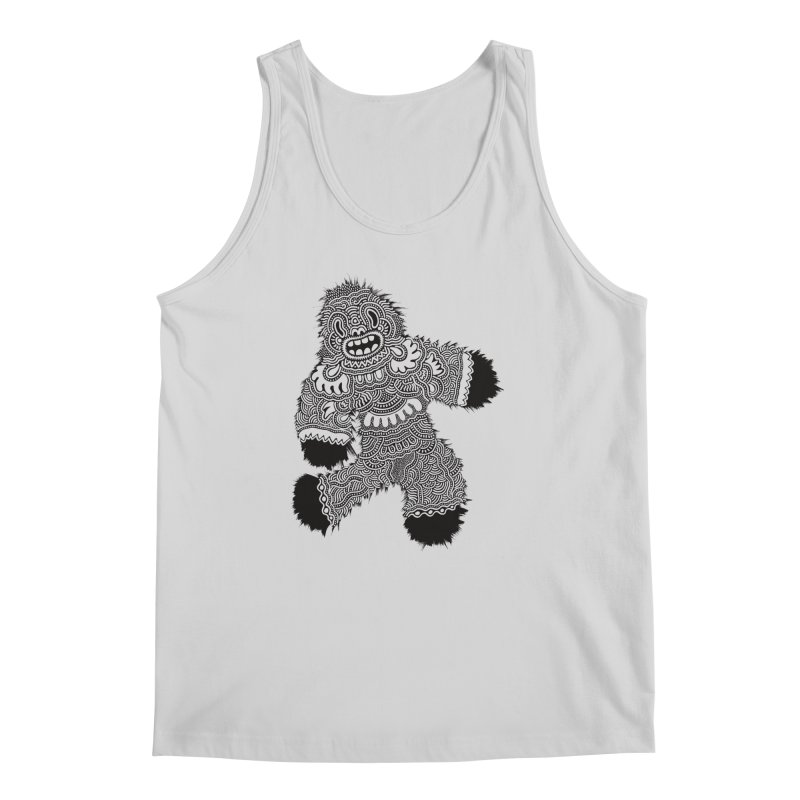 Monster of the day (November 13) [Year 1] Men's Regular Tank by Daily Monster Shop by Royal Glamsters