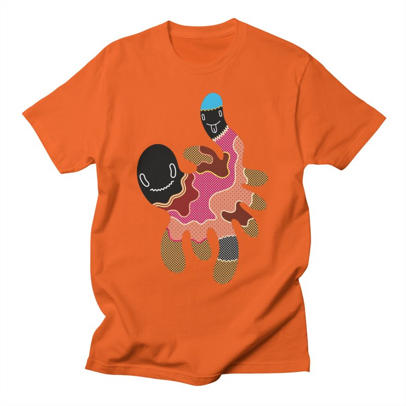 Monster of the day (October 15) [Year 1] Men's T-Shirt by Daily Monster Shop by Royal Glamsters