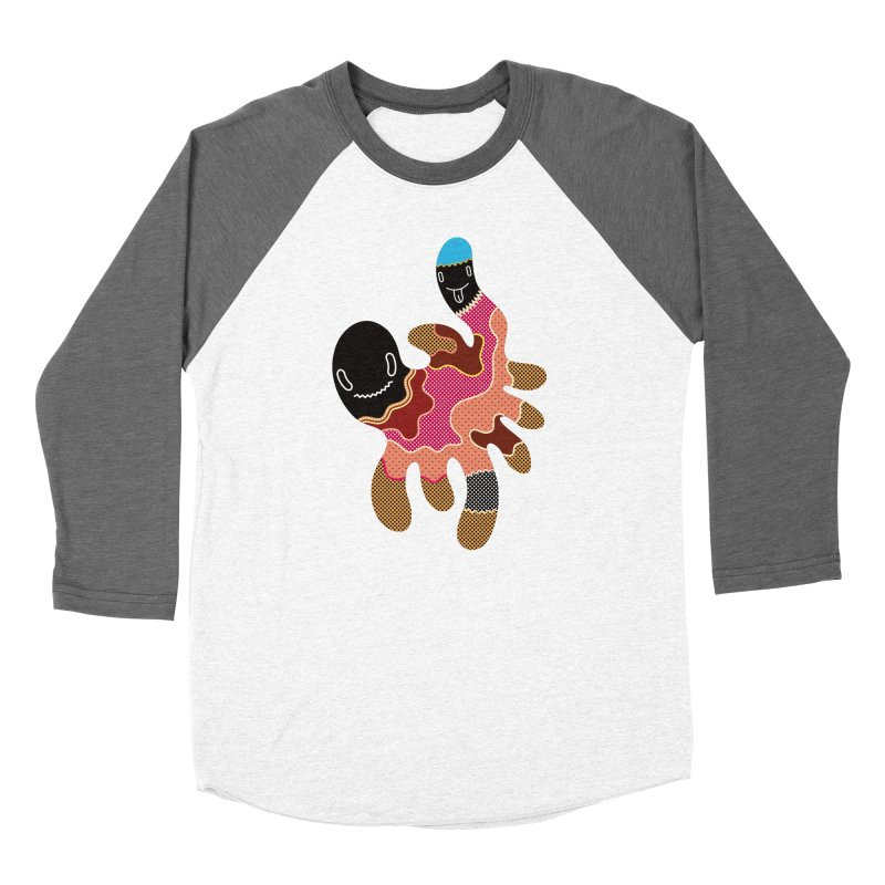 Monster of the day (October 15) [Year 1] Women's Baseball Triblend Longsleeve T-Shirt by Daily Monster Shop by Royal Glamsters